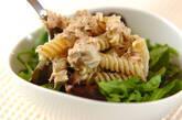 ツナとマカロニのバジルサラダの作り方4