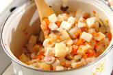 カブとレンズ豆のスープの作り方3