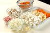 カブとレンズ豆のスープの作り方の手順2