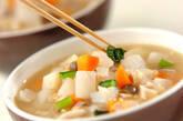 カブとレンズ豆のスープの作り方4