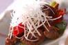 砂肝の山椒炒めの作り方の手順