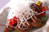 砂肝の山椒炒め