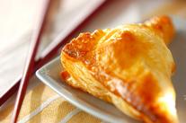 カマンベールチーズのパイ