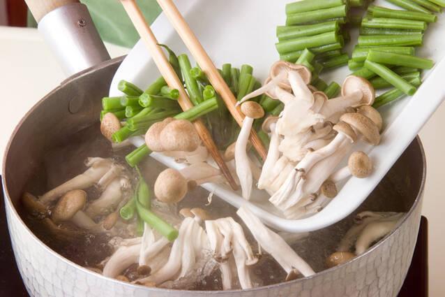 インゲンとツナのサラダの作り方の手順6