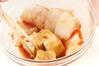 タラの豆板醤炒めの作り方の手順1