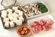 キムチ肉豆腐の下準備1