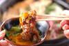 関西風 基本のすき焼きの作り方の手順12