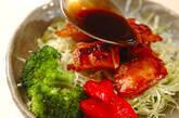 チキンのショウガ焼きの作り方7