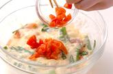 チヂミ風山芋お焼きの作り方3