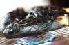 焼きナスのバジル和えの作り方の手順3