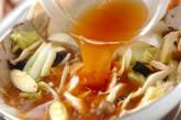 イカと野菜の中華炒めの作り方9