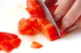 お雑煮カレー風味の作り方1