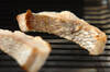 鯛のグリル塩焼きの作り方の手順4