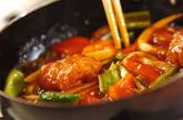 酢鶏の作り方3