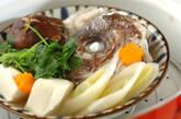 鯛の頭蒸しの作り方11
