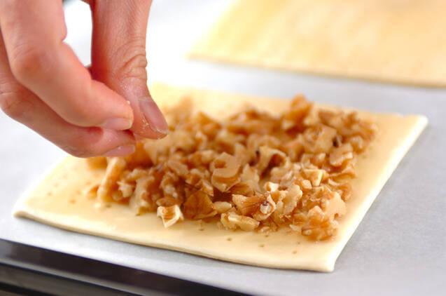 ハニーパイ2種の作り方の手順2