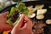 焼き肉の作り方12