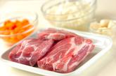 豚肉のリエットの作り方1