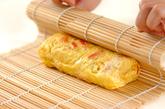 カニカマ入り卵焼きの作り方3
