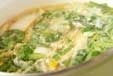 卵のキムチスープの作り方3