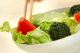 レタスの彩りサラダの作り方6