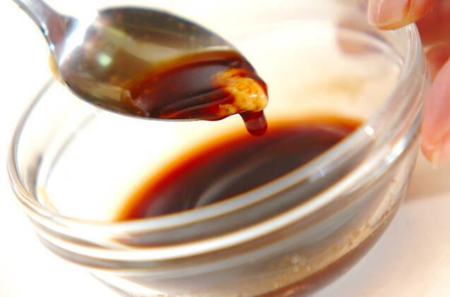 温泉卵納豆の作り方の手順1