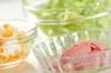 新ジャガのパステルサラダの作り方の手順4
