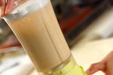 豆腐のすり流し汁の作り方1