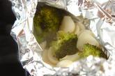 ユリネのホイル焼きの作り方2
