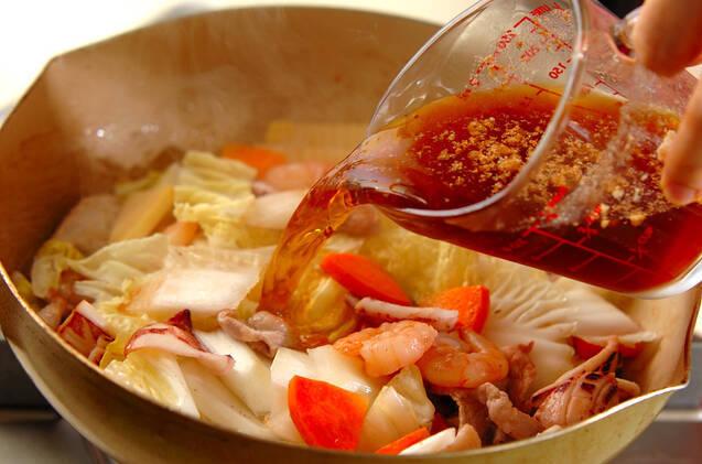 具だくさん八宝菜の作り方の手順11