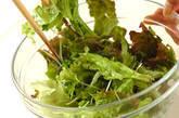 和風サラダの作り方4