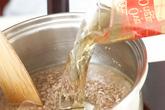アジアン・にゅう麺の作り方1