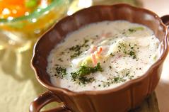 白菜のミルク煮