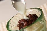 トロピカル冷汁粉の作り方2