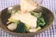 野菜のカニあんかけの作り方4