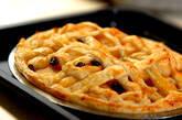 たっぷりアップルパイの作り方12