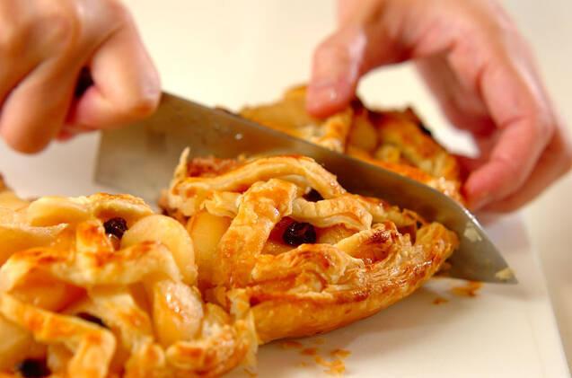 たっぷりアップルパイの作り方の手順13