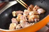 鶏肉と野菜の蒸し煮の作り方2