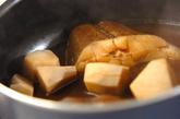 カレイのサッパリ煮の作り方2