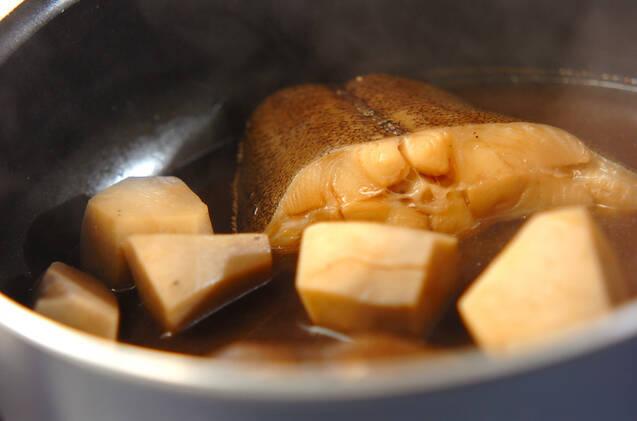 カレイのサッパリ煮の作り方の手順5