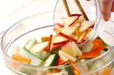 野菜のピリ辛漬けの作り方1