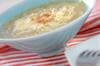 オニオンスープの作り方の手順