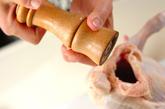 ローストチキンの作り方1