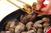 アサリと切干し大根の甘辛煮の作り方1
