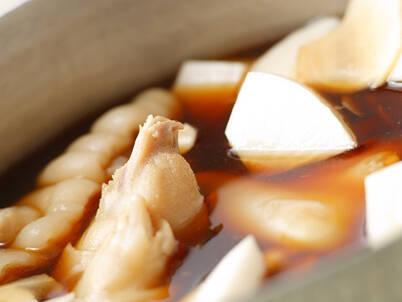 豚足の煮物の作り方の手順2