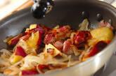 サツマイモのジャーマンポテトの作り方7