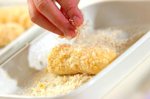 基本のクリームコロッケの作り方の手順6