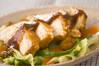 鶏むね肉のみそ炒めの作り方の手順