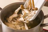 アンチョビクリームスパの作り方4