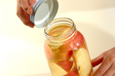 リンゴの天然酵母の作り方3